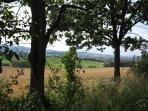 Vue vallonnée à la tchèque