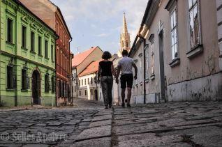 Tout seuls dans Bratislava