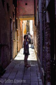 Alone in Venice