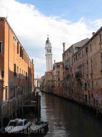 Pise à Venise...