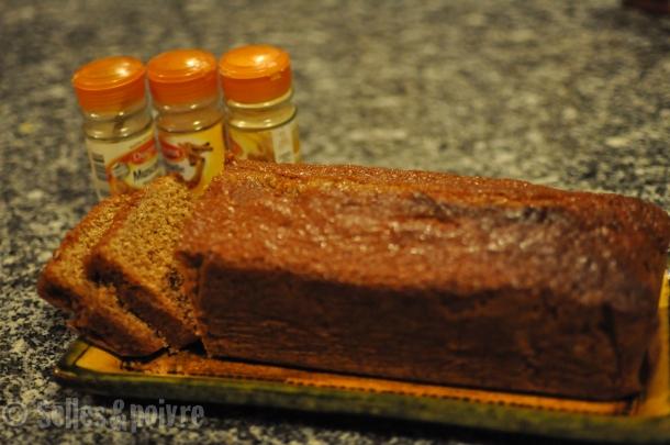 Pain d'épices maison
