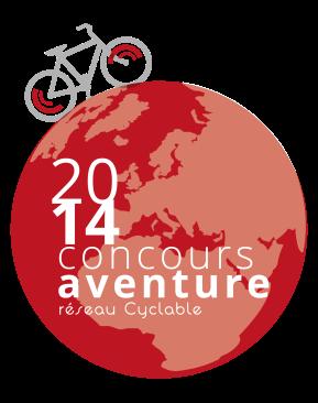 Lauréats du Concours AventureCyclable