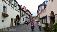 Eguisheim, le plus beau village de France.