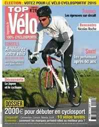 Top Vélo n°216, février 2015