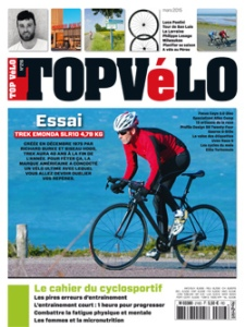 Top Vélo n°216, mars 2015