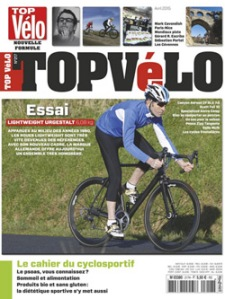Top Vélo n°217, avril 2015