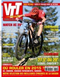VTT Magazine n°289, janvier 2015