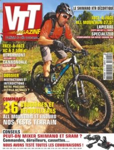 VTT Magazine n°291, avril 215