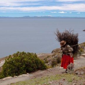 La Bolivie plein lesyeux