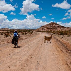 Bolivian freeride
