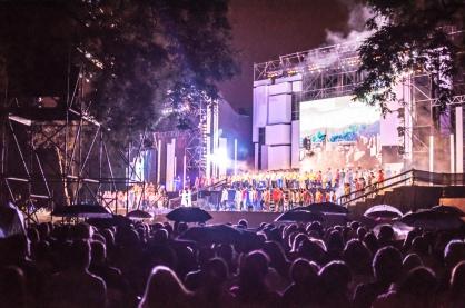 La Vela Puerca en concert à Mendoza