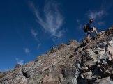 Bal/escal-ade au cerro Lopez