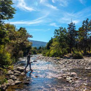 Éblouis en Patagonie