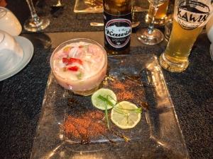 Le ceviche : divine alliance du citron vert et du poisson cru