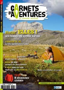 Carnets d'Aventures n°41, octobre/novembre/décembre 2015