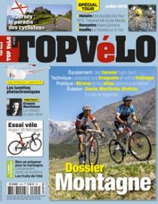 Top Vélo n°220, juillet 2015