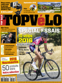 Top Vélo n°222, septembre 2015