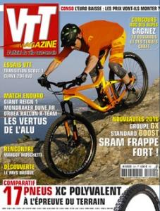 VTT Magazine n°292, mai 215