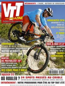 VTT Magazine n°293, juin 2015