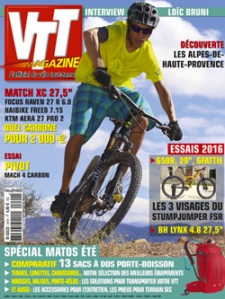 VTT Magazine n°294, juillet 2015