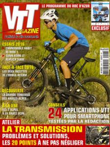 VTT Magazine n°296, septembre 215