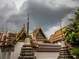 Bling et re-bling des temples de Bangkok