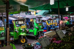 Tuk-tuk party à Bangkok