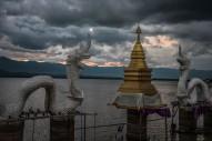 Drzagon cracheur de nuage, Phayao
