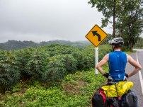 Les montagnes russes de la frontières Thaïlande/Laos