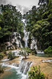 Cascade Kuang Si