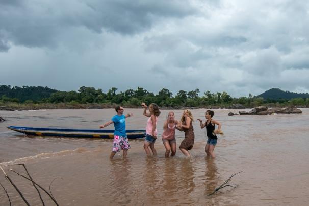 Chorégraphie-Mekong, Don Det, 4000 îles