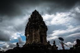 Merveilles des temples d'Angkor...