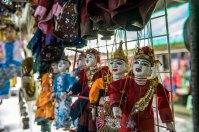Marionnettes à Yangon