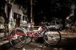 Taxi-pousse à Yangon