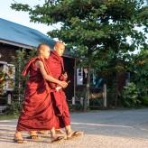 Procession Pang-Daw-U, Nyang Schwe