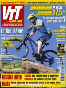 VTT Magazine n°299, décembre 2015