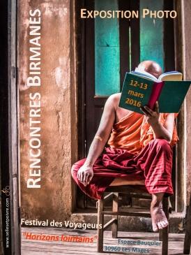 expo Rencontres Birmanes